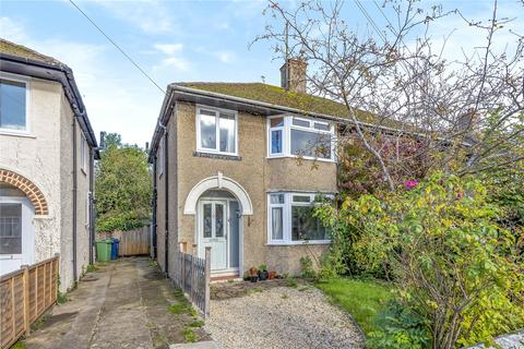 3 bedroom semi-detached house to rent - Edgeway Road, Marston, OX3