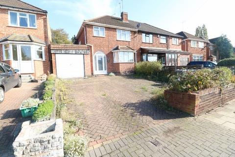 3 bedroom semi-detached house for sale - Craythorne Avenue, Handsworth Wood, West Midlands, B20