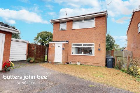 3 bedroom detached house for sale - Windsor Drive, Winsford