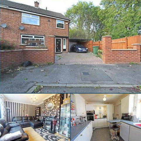 3 bedroom semi-detached house for sale - Blackwell Close, Low Grange