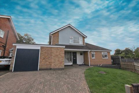 4 bedroom detached house for sale - Clovelly Road, Glenfield