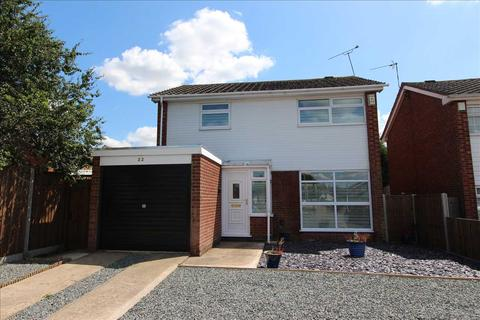 4 bedroom detached house for sale - Wessex Drive, Leicester