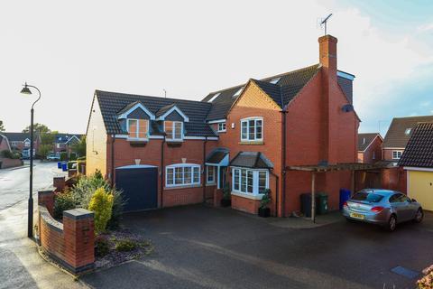 6 bedroom detached house for sale - Rickyard Walk, Grange Park