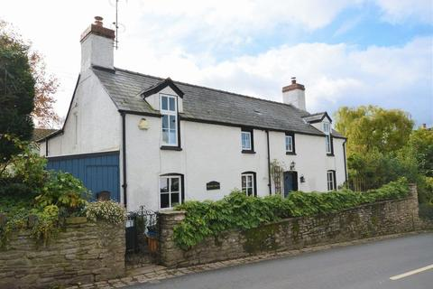 4 bedroom detached house for sale - Llangorse, Brecon