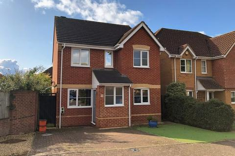 3 bedroom detached house for sale - Tracy Close, Abbey Meads, Swindon