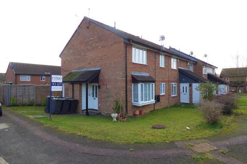 1 bedroom cluster house to rent - Spayne Close, Barton Hills, Luton, Bedfordshire, LU3 4BA