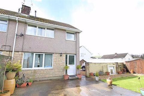 3 bedroom semi-detached house for sale - St. Helens Court, Caerphilly