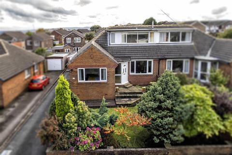 3 bedroom semi-detached bungalow for sale - Moorlands Crescent, Huddersfield