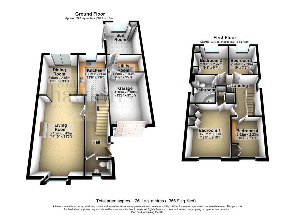 Floorplan 2 of 2: Floorplan 3d
