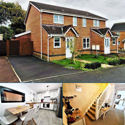 3 bedroom semi-detached house for sale - Leucarum Court, SWANSEA, SA4