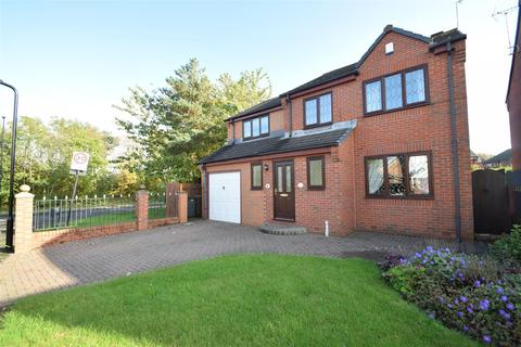 4 bedroom detached house for sale - Turnberry, Whitley Bay