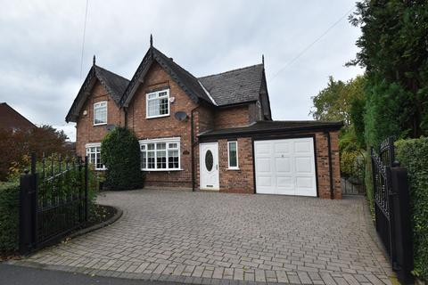 3 bedroom semi-detached house for sale - 'Woodwiss Cottage' Wythenshawe  Road, Manchester, M23