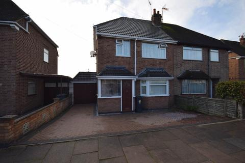 3 bedroom semi-detached house to rent - Verdale Avenue, Thurmaston,