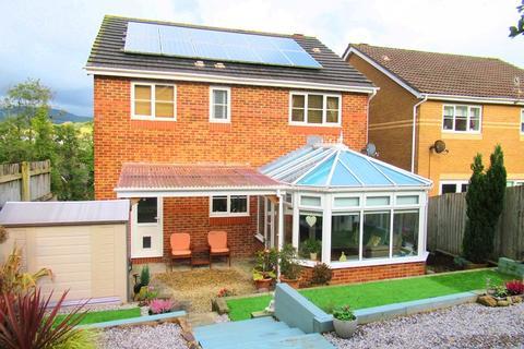 4 bedroom detached house for sale - Y Goedlan, Maesteg, Bridgend. CF34 9GD