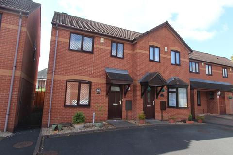 2 bedroom semi-detached house for sale - Church View Close, Walsall