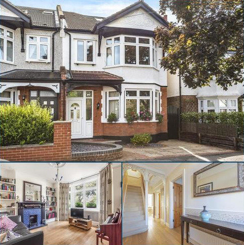 5 bedroom semi-detached house for sale - Blenheim Road, Bromley