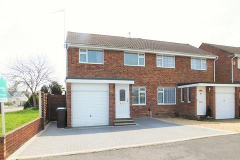 3 bedroom semi-detached house to rent - Harkwood Drive, Hamworthy, Poole, Dorset, BH15