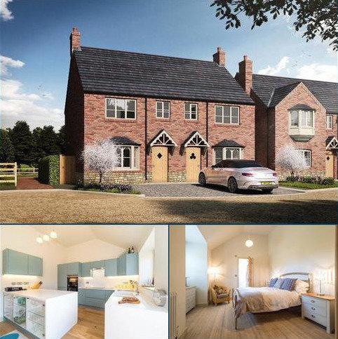 2 bedroom semi-detached house for sale - Rogers Lane, Ettington, Stratford-Upon-Avon, CV37