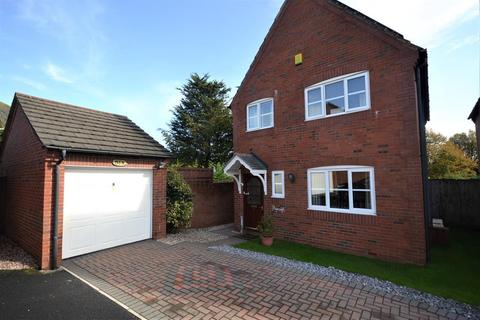 3 bedroom detached house for sale - Edgbaston Mead, Exeter, EX2 5UB