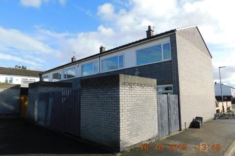 3 bedroom terraced house to rent - SKERNE CLOSE, PETERLEE, PETERLEE