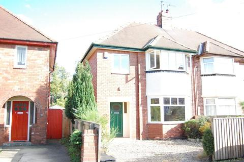3 bedroom semi-detached house to rent - St. Lukes Grove, York, North Yorkshire, YO30 6DD
