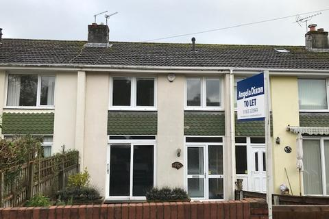 3 bedroom terraced house to rent - Shakespeare Close, Torquay TQ2