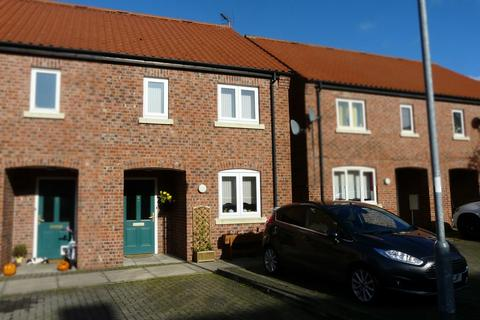 2 bedroom semi-detached house for sale - Nursery Court, Low Catton, YO41 1RN