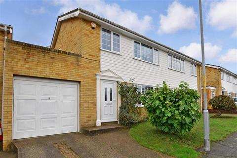 3 bedroom semi-detached house for sale - Whitebeam Drive, Coxheath, Maidstone, Kent