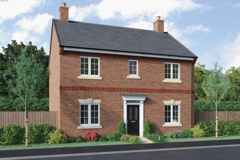 4 bedroom detached house for sale - Starflower Way, Derby, Derbyshire, DE3