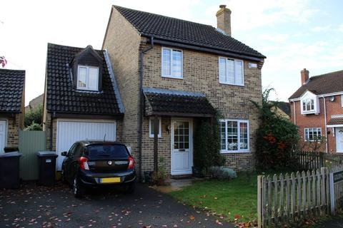 4 bedroom detached house for sale - Golding Close Thatcham