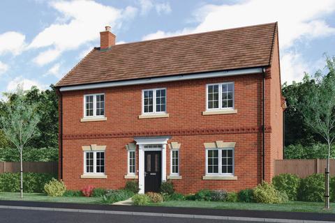 4 bedroom detached house for sale - Hackwood Park, Starflower Way, Mickleover, Derbyshire, DE3