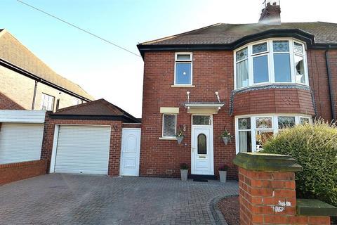 4 bedroom semi-detached house for sale - Kennersdene, North Shields, NE30 2LU