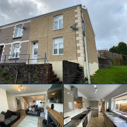 4 bedroom end of terrace house for sale - Cave Street, Cwmdu, Swansea, City And County of Swansea.