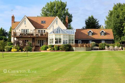6 bedroom detached house for sale - Peldon