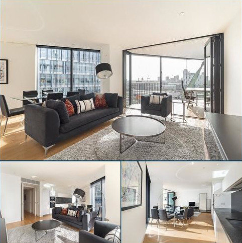 2 bedroom flat for sale - Block D, 5 Sumner Street, London, SE1