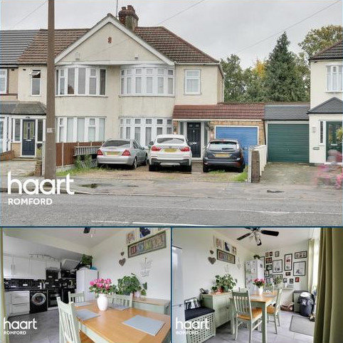 3 bedroom semi-detached house for sale - South End Road, South Hornchurch