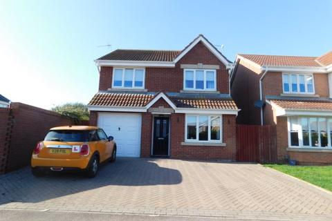 4 bedroom detached house for sale - HARVESTOR CLOSE, SEATON CAREW, HARTLEPOOL