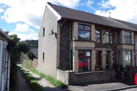 2 bedroom semi-detached house to rent - Priory Street, Risca, Newport. NP11 6QE