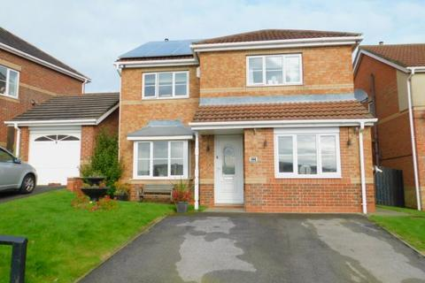 4 bedroom detached house for sale - BEVERLEY WAY, PETERLEE, PETERLEE