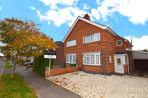 3 bedroom semi-detached house to rent - Kings Drive, Leicester Forest East, Leicester, Leicestershire, LE3