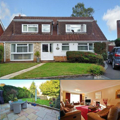 4 bedroom detached house for sale - North Rise, Llanishen, Cardiff