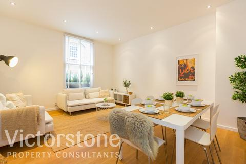 2 bedroom terraced house to rent - Bingham Place, Marylebone, London, W1U