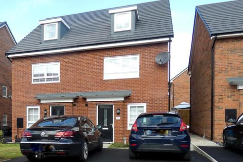 4 bedroom semi-detached house for sale - Stratford Drive, Prescot