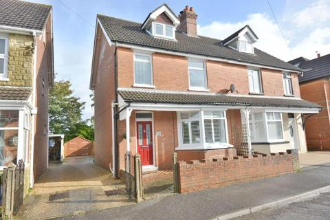 4 bedroom semi-detached house for sale - Hermitage Road, Poole, BH14 0QQ