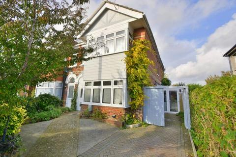4 bedroom semi-detached house for sale - Gorleston Road, Branksome, Poole, BH12 1NN
