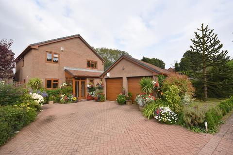 5 bedroom detached house for sale - Lowdales, 1 Meadowview Court, Sully, Penarth, Vale of Glamorgan, CF64 5AY