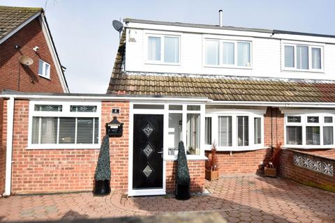 3 bedroom semi-detached house for sale - Spa Well Drive, Wear View