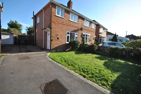 3 bedroom semi-detached house to rent - Chamberlain Crescent, Shirley, Solihull