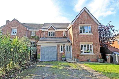 4 bedroom detached house for sale - Merlin Close, Rothley