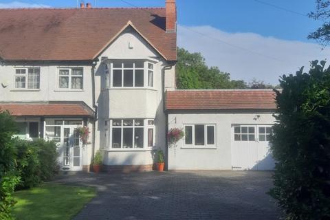 3 bedroom semi-detached house to rent - Aldridge Road, Little Aston